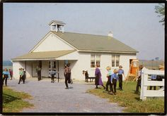 UNITED STATES (Pennsylvania) - Life in Amish Country (4)