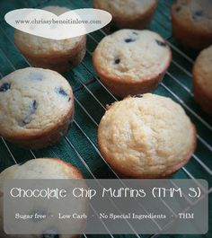 I love being able to grab two of these muffins to have with my Chrissy's BP Coffee in the morning. This recipe is a bit different then my single serve recipe in order to be good f…