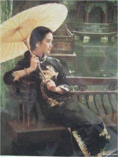 CHEN YANNING http://www.widewalls.ch/artist/chen-yanning/ #fineart