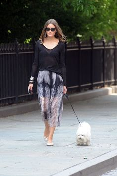 Olivia Palermo Photo - Olivia Palermo Out in NYC