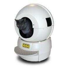 Innovative Cat Litter Box