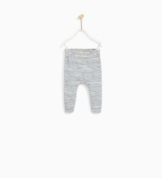 STRIPED LEGGINGS-TROUSERS-BABY BOY | 3 months - 4 years-KIDS | ZARA United States