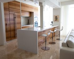 Get Inspired Walnut White Kitchen Decors