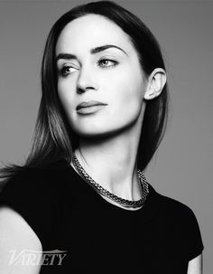 Oh the small crush I have on Emily Blunt!