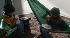 Tips on Hammock Camping with Kids - The Ultimate Hang
