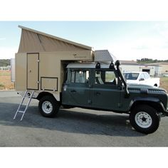 Globe Camper - CELLULE SMALL FAMILY - OFF ROAD ACCESSOIRES