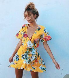Wrap Dress: Já temos um vestido favorito para o Verão 2017 » Fashion Break