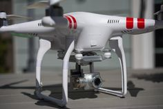 DJI Phantom 2 Vision+ makes it easier to grab smooth aerial video, photos | #Drones #Photography