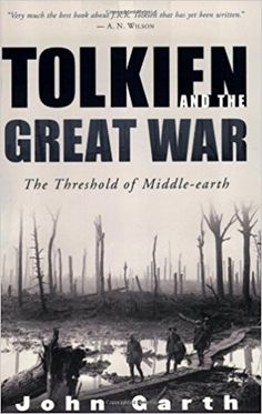 Image result for tolkien and the great war