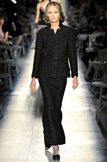 Fall 2012  Chanel Coture