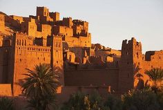 Ouarzazate, Road of 1000 Kasbahs - Morocco