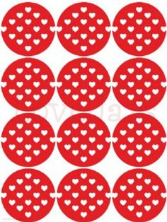 We love Lid Topper Red Hearts - find them in our online shop under Rosie's Pantry: Labels, Lid Toppers Pantry Labels, Jar Labels, Love Jar, Jam Jar, Red Hearts, Red Background, Jars, Kids Rugs, Shop