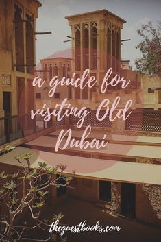 Old Dubai might seem miles away from the glitz and glamour of Downtown Dubai but just as special. Here's our guide to help you plan your trips with all the sights to include from the museums, through to the souks, as well as getting a traditional abra across the Creek!