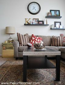 The Kurtz Corner: Shabby Chic Coffee Table Redo