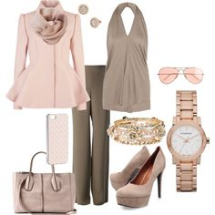 """Pope and Associates #3"" by queencdj on Polyvore"