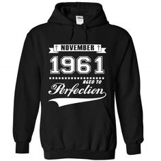 1961 - #gift for dad #thoughtful gift. SAVE => https://www.sunfrog.com/States/1961-6270-Black-Hoodie.html?68278