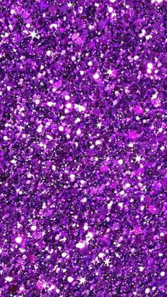Shining unicolor girly glitter sparkle bright purple for girls simple violet hd iphone 6 wallpaper