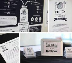 Ethics for the Starving Designer on the Behance Network