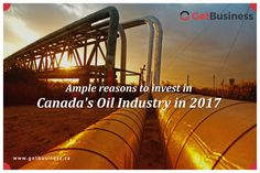 2017 will bring an upswing in #Canadian economy.
