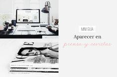 Personalización de Blogs: Mini guía: salir en revistas para darnos a conocer...