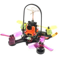In Stock Eachine Chaser88 F3 FPV Racer ARF with 4 In 1 6A ESC 5.8G 40CH VTX 800TVL 1/3 Cmos Camera 2-3S FPV Multicopter Drone #Drone #AerialPhotography #Travel #Quadcopters #TheDroneHut