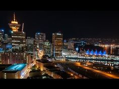Vancouver City 2 Time Lapse in 4K Ultra HD - YouTube  Published on Oct 21, 2013  Vancouver City 2 Time Lapse took 6 months and over 50,000 pictures to complete. They used Nikon DSLR cameras to capture images higher than 4k resolution and some were shot in 8K. It was edited and uploaded in 4K (3840 X 2160 pixels).