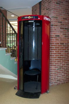 Cell Zone Cell Phone Booth
