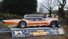 George Barris Custom Cars | Whacky Custom Cars For Sale In The U.K.