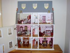 The Manor House from Dolls House Emporium - Interior
