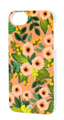 Peach Flower iPhone Case