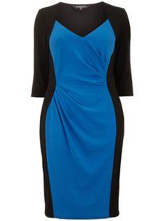 Scarlett & Jo Blueberry Powerfit Dress, Plus Size