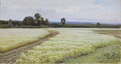 """""""Camp de fajol"""", de Joaquim Vayreda."""