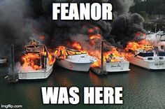 Feanor was here