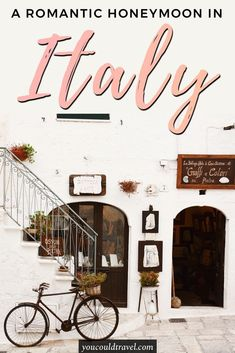 The ultimate honeymoon in Italy. Here are tips from couples who explore Italy and spent their honeymoon in the country. Find out why you need some Italian romance in your life. Honeymoon On A Budget, Italy Honeymoon, Best Honeymoon, Honeymoon Destinations, Honeymoon Trip, Honeymoon Ideas, Affordable Honeymoon, Romantic Beach, Romantic Honeymoon
