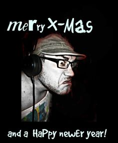 Merry xXx-mas and a Happy New 2018 by MushroomBrain on DeviantArt Community Art, Social Community, Dark Portrait, Multimedia Artist, Online Art, Happy New Year, Cyber, Merry, Portraits