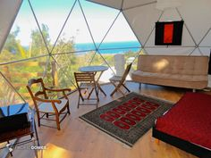 Eco-living Dome Home Bubble Dome Village - Saint Joseph, Reunion Island