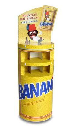 Display banania