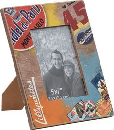 Ramka do zdjęć Stamp duża - Ramki - Artykuły Dekoracyjne - Meble VOX #vox  #wystrój #wnętrze #aranżacja #urządzanie #inspiracje #pomysły #pomysł #design #room #home #DIY #HomeDecor #fruniture #design #interior #interiordesign  #ramki #ramka #zdjęcie