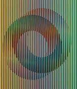 Ambientación Cromática💠Venezuelan art - Cruz Diez 💠Diseño Cromático de Carlos Cruz Diez, Bailadores💠More Pins Like This At FOSTERGINGER @ Pinterest💠