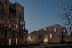 Het Funen b NL Architects, Amsterdam, Mark Hadden