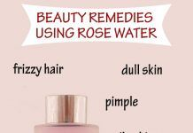 10 BEST NATURAL REMEDIES USING ROSE WATER FOR SKIN AND HAIR