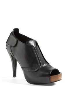Vince Camuto 'Pernot' Peep-Toe Bootie