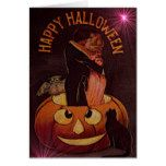 Happy Halloween Greeting Card For Couple #halloween #happyhalloween #halloweenparty #halloweenmakeup #halloweencostume