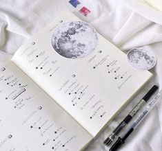 A hand drawn full moon illustration turned into printable stickers. I created this ink drawing out of love for all things outer space (and to decorate my own bullet journal with...) - I hope you find them just as decorative in your own planners and notebooks! Since they are hand-drawn with