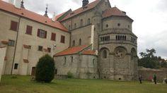 Bazilika Třebíč 2016