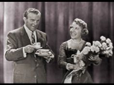 The George Burns and Gracie Allen Show's live pilot, with the Skylarks for musical interlude and Carnation Evaporated Milk for product placement (so different than modern product placements lol)