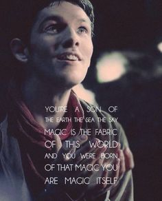 Merlin my baby!