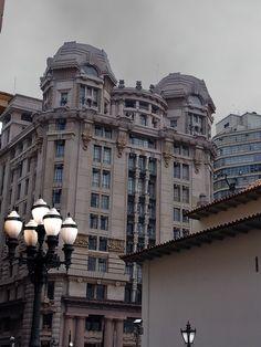 Centro velho, São Paulo, Brasil