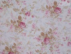 Antique Textiles | Antique Fabrics–Floral