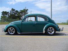 1967 Volkswagen Beetle    My dream car.